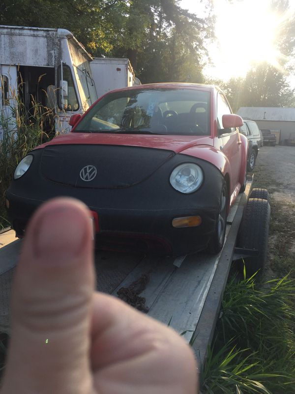1999 VW Beetle for Sale in Tacoma, WA - OfferUp