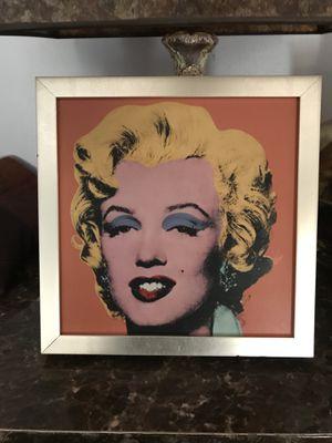 Framed Marilyn Monroe for Sale in Washington, DC