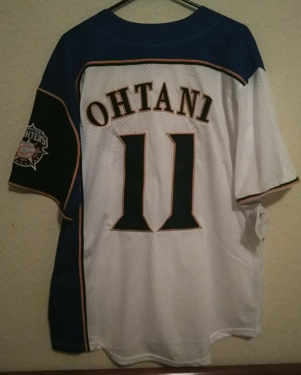 new style eced1 5fa0d Hokkaido Nippon Ham Fighters Jersey Shirt Shohei Ohtani. Men's size Large,  PayPal, Shipping Available. for Sale in Port St. Lucie, FL - OfferUp