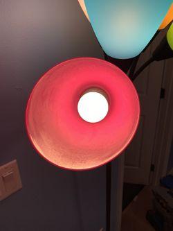 Colored lamp Thumbnail