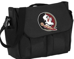 Photo Brand New FSU Diaper Bag! Never Used! Only $10!