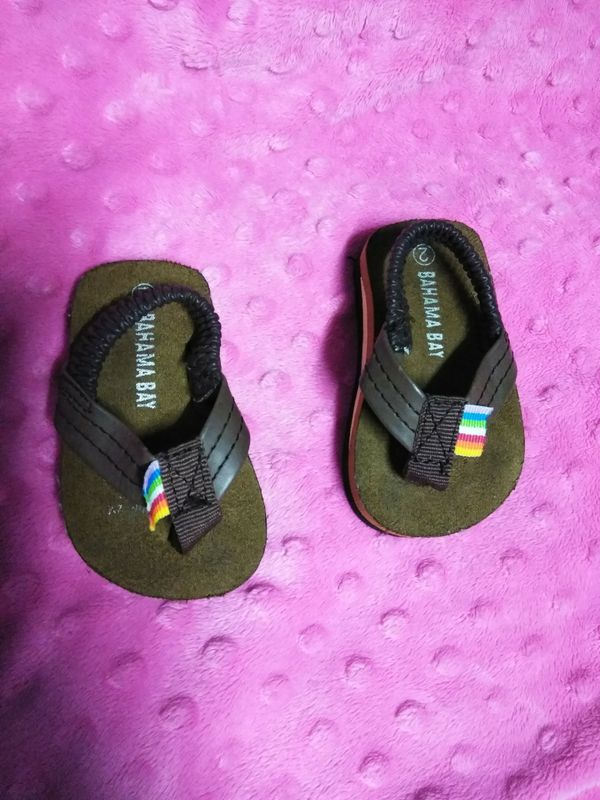 7b5359b82842ce Baby BAHAMA BAY Sandals size 2 for Sale in Burlington