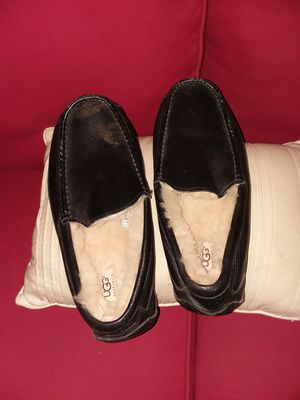 UGG mens slippers for sale  Wichita, KS