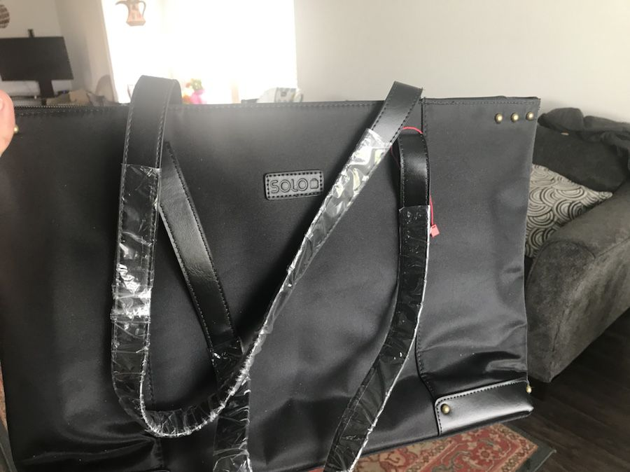 Solo men bags never use