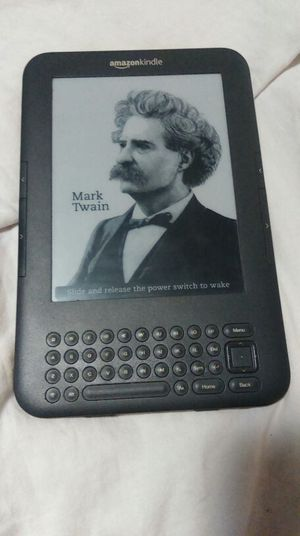 Kindle WI-FI book reader for Sale in Portland, OR