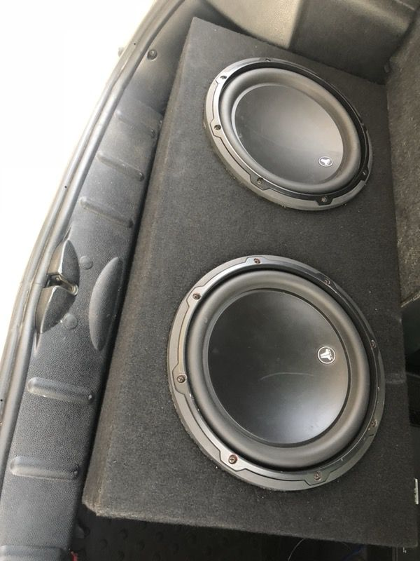2 jl audio w3 10 for sale in torrance ca offerup 240sold publicscrutiny Choice Image