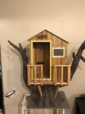 Photo American Girl Doll Kit's Treehouse RETIRED