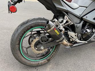 2016 Kawasaki ninja 300 street bike  Thumbnail