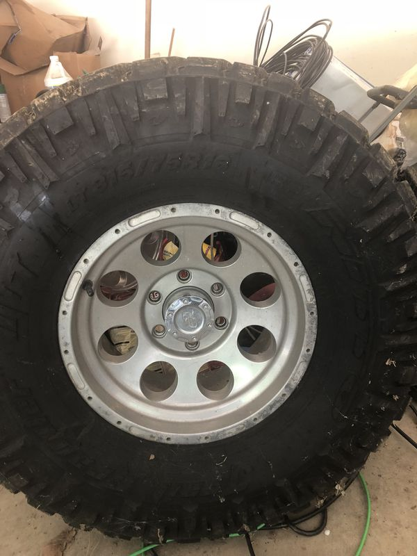 35 inch terrain tires and 16 inch rims for sale in saint francisville la offerup. Black Bedroom Furniture Sets. Home Design Ideas