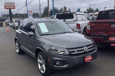 2015 Volkswagen Tiguan Thumbnail