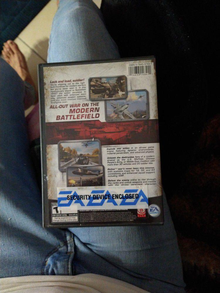 Battlefield PC CD