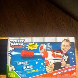 Toilet Paper Blaster Thumbnail