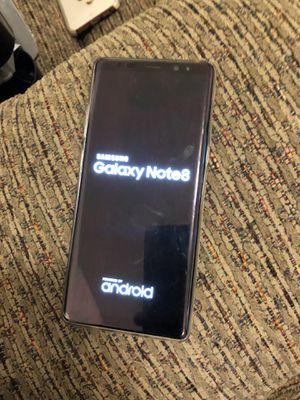 Samsung note 8 unlock for Sale in Washington, DC
