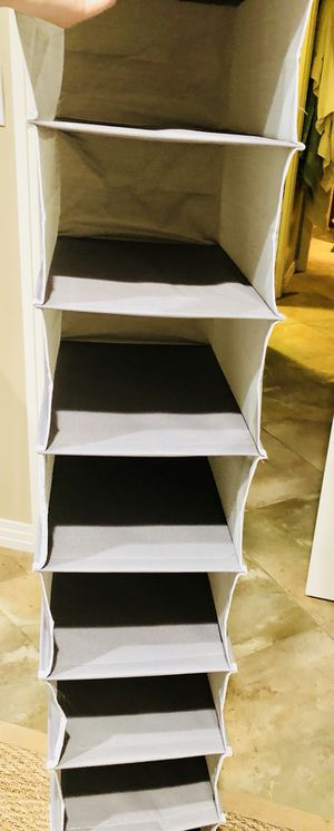 Foldable Shoe Storage for Sale in Los Angeles, CA