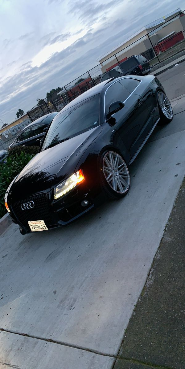 2009 Audi A5 S Line $7500$ for Sale in Hayward, CA - OfferUp
