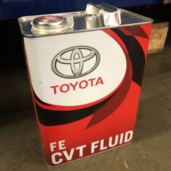 Toyota Lexus CVT fluid Thumbnail
