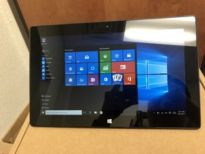 """Surface pro 2 64gb SSD 4gb ram i5 1.90ghz up to 2.5ghz 10.6"""" screen sizes """"TOUCH SCREEN"""" Windows 10 professional Surface pro 2 64gb SSD 4gb ram i5 for Sale in Dallas, TX"""