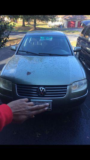 2003 Volkswagen Passat for Sale in Silver Spring, MD