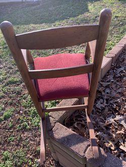 Child's Rocking Chair Thumbnail