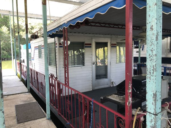House boat for sale or trade