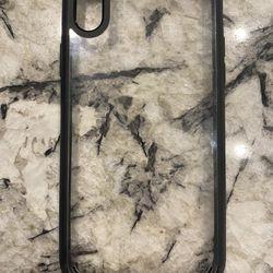 Black iPhone XR Case Thumbnail