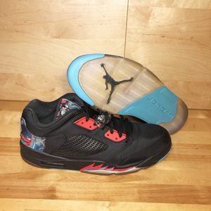 """AIR JORDAN 5 RETRO """" CHINESE NEW YEAR"""" SIZE 13 for Sale in College Park, MD"""