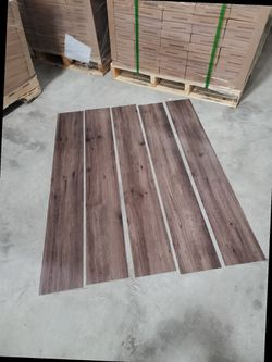 Luxury vinyl flooring!!! Only .67 cents a sq ft!! Liquidation close out! WYYZ Thumbnail