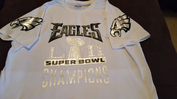 9877ba78e Custom made Eagles Champions t-shirt for Sale in Brookhaven, MS ...