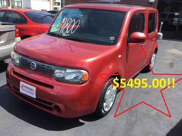 2009 Nissan Cube Cars Trucks In St Louis Mo Offerup