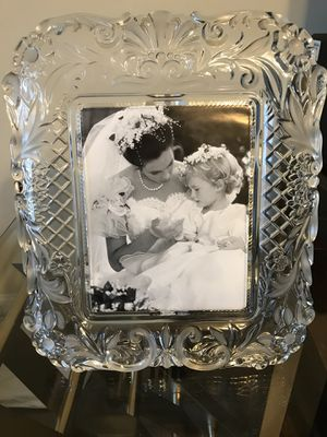 Glass picture frame for Sale in Lynchburg, VA