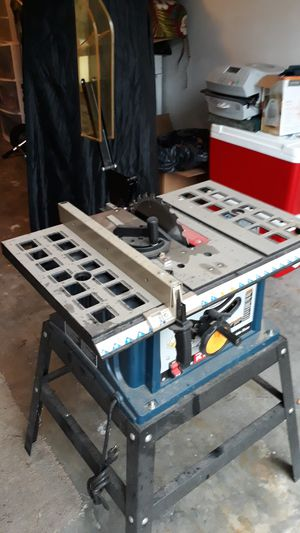 Table saw for Sale in North Charleston, SC