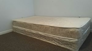 Mattress and mattress box for Sale in Sugar Land, TX