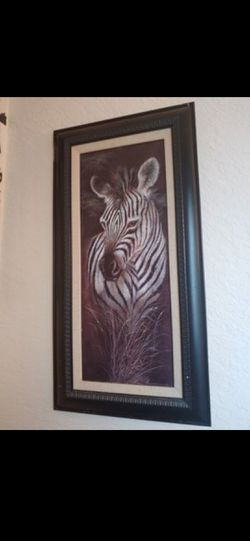 Zebra Decor Thumbnail