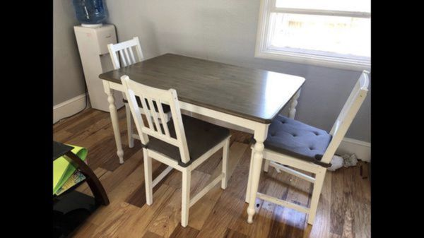 Dinning Table And Chairs San Jose