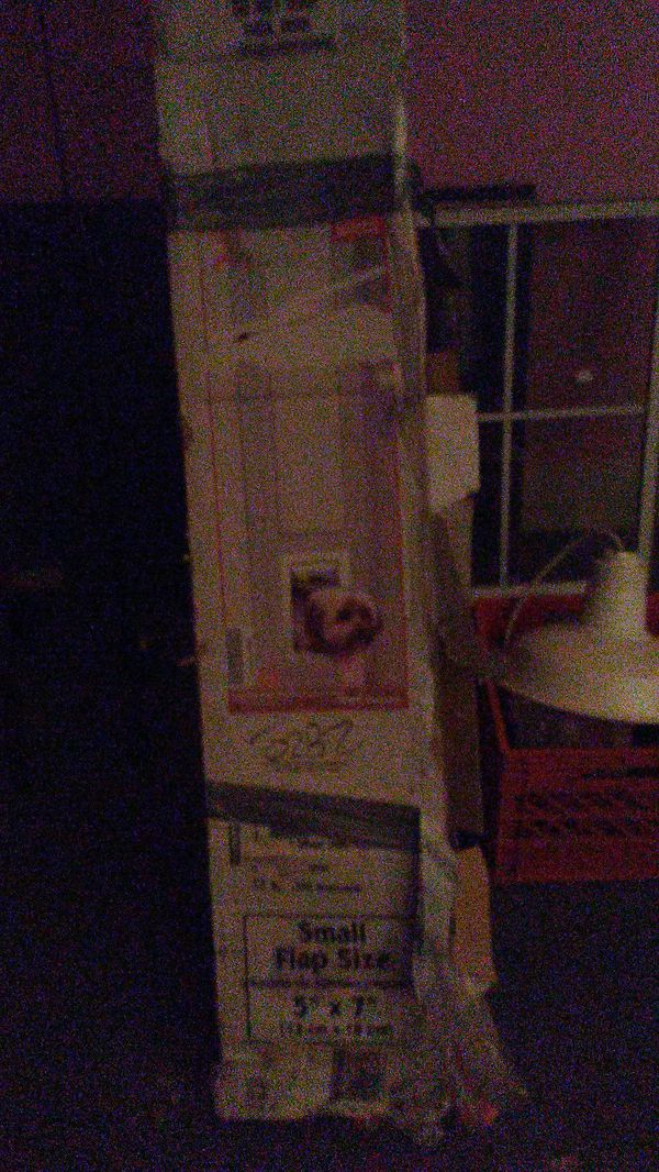 Fast Fit Patio Pet Door Panel For Sale In Dayton Oh Offerup