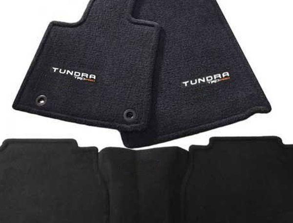 Tundra TRD Sport Floor Mats