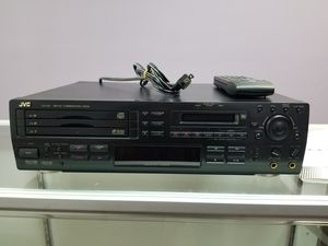 JVC 3-CD/1-Minidisc Player/Recorder for Sale in Alexandria, VA