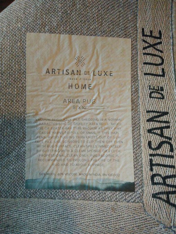 Artisan De Luxe Rug 106002 Uniquely Modern Rugs