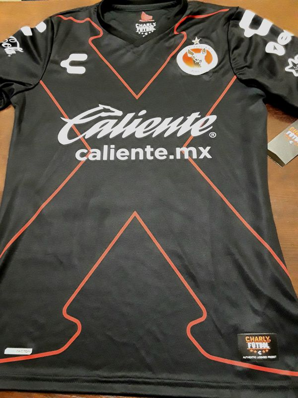sports shoes dbb67 67c0b Xolos soccer team 100% AUTHENTIC Third jersey, alternate 2018 NEW  S,M,L,XL,XXL for Sale in Chula Vista, CA - OfferUp