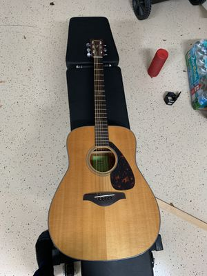 Yamaha FG800 acoustic guitar GREAT condition for Sale in Orlando, FL
