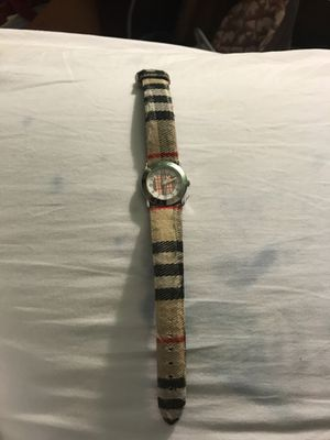 Women Burberry watches for Sale in Silver Spring, MD