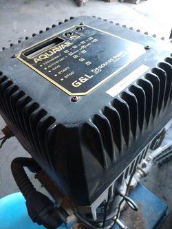 Aquavar pool pump (for parts) Thumbnail