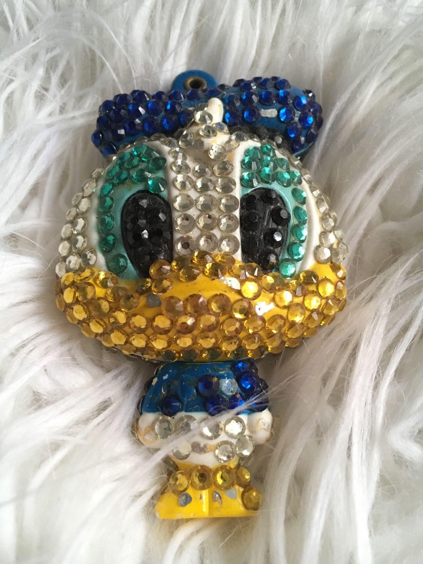 Vintage Donald Duck mirror