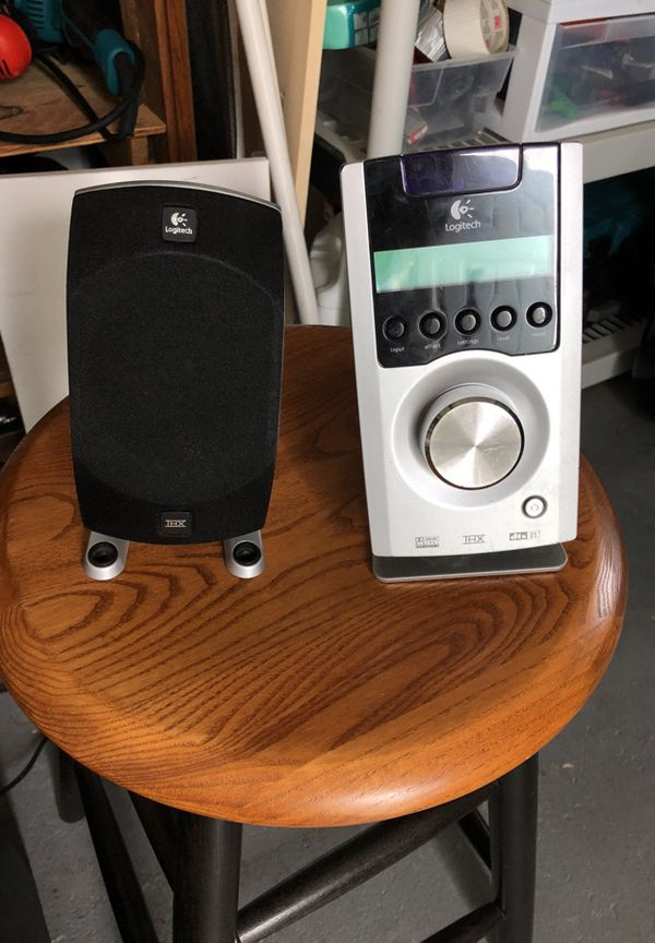 Logitech z5500 Digital 5 1 Surround Sound Speakers