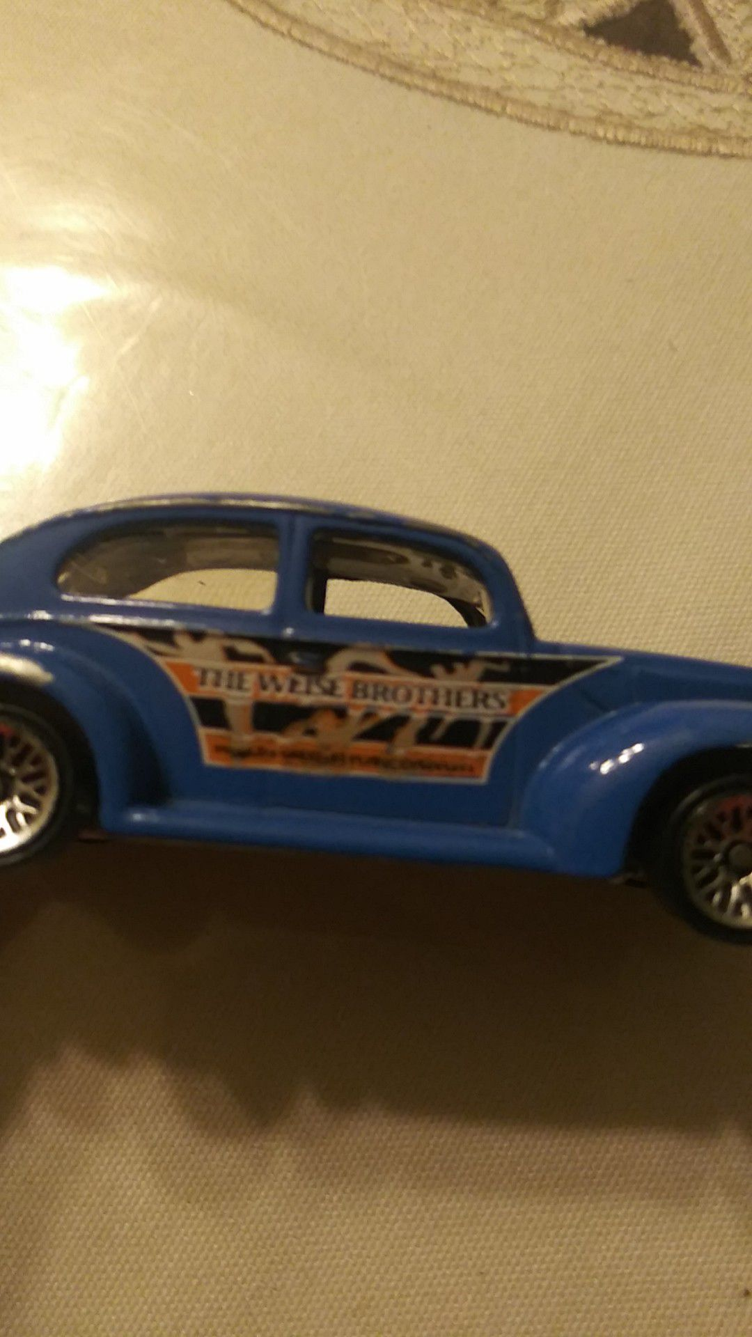 """1982 Hot Wheels """"The Weise Brothers"""""""