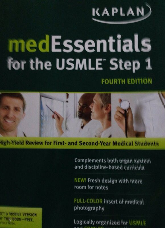 Medessentials usmle step 1 like new for Sale in Houston, TX - OfferUp