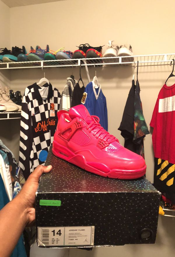 bc550ce4ad0c All Red Jordan 11 Lab 4s size 14 for Sale in Atlanta