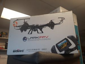 Lark fpv quad copter drone for Sale in Kissimmee, FL