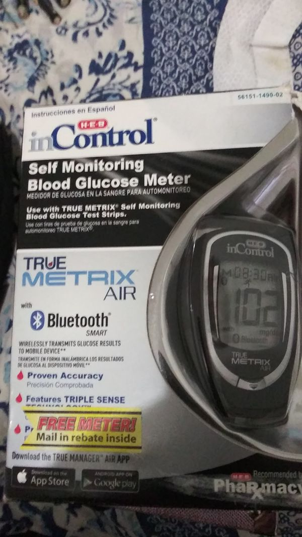Self monitoring blood glucose for Sale in San Antonio, TX - OfferUp