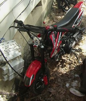70cc coolster dirtbike for Sale in Washington, DC